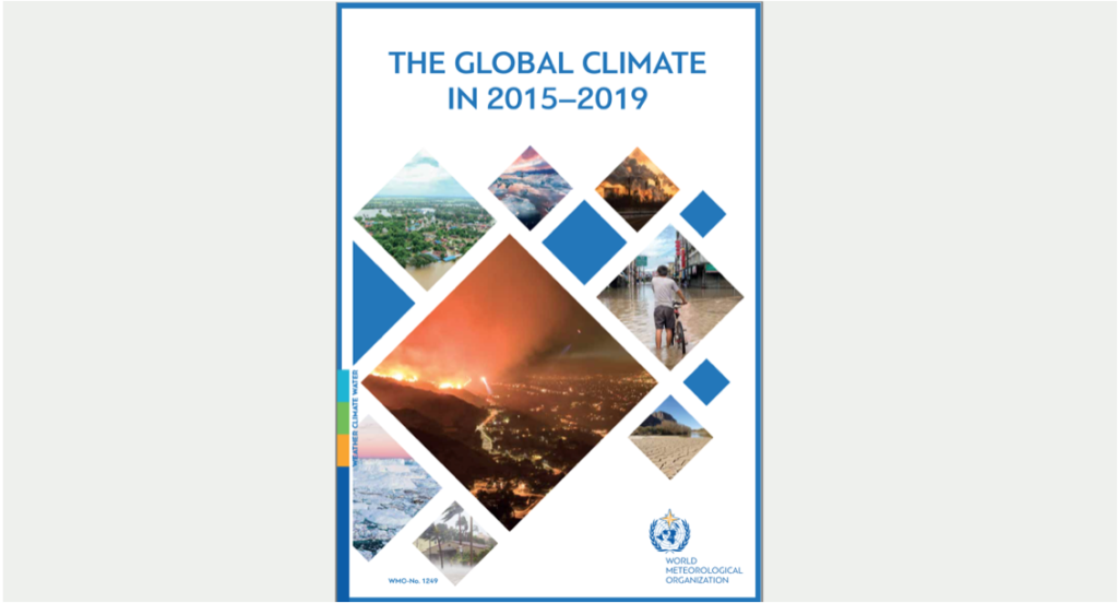 Global Climate in 2015–2019
