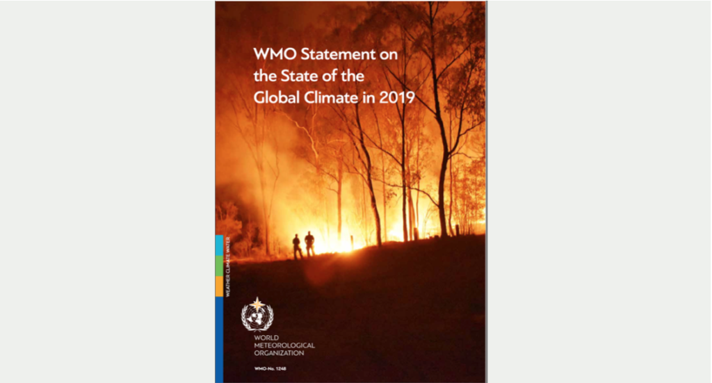 Statement onthe State of the Global Climate in 2019