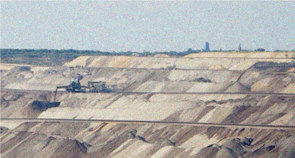 miniera di lignite